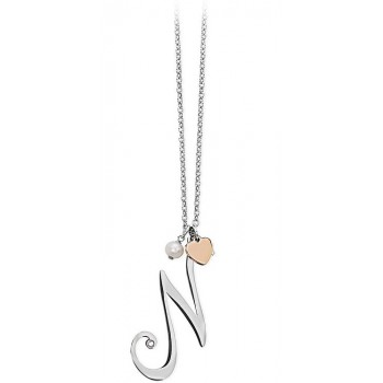 Collana 2jewels donna Lettere D\'amore acciaio N
