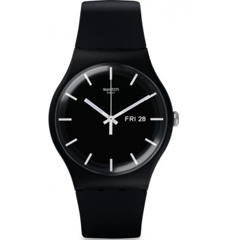 Orologio Swatch Mono Black