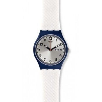 Orologio Swatch White Delight