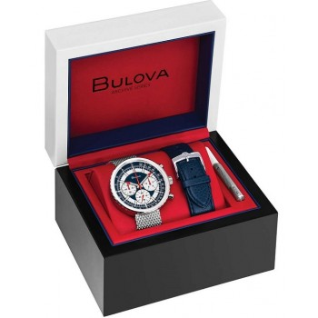 Buolova Chronograph Boxed Set