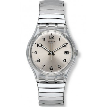 Orologio Swatch Gent Silverall