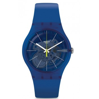 Orologio Swatch Blue Sirup