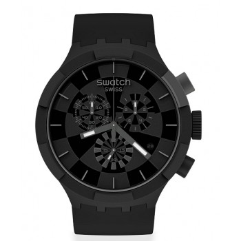 Orologio Swatch Checkpoint Black