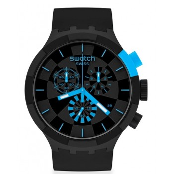 Orologio Swatch Checkpoint Blue