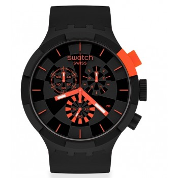 Orologio Swatch Checkpoint Red