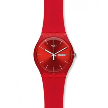 Orologio Swatch Red Rebel