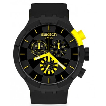 Orologio Swatch Checkpoint Yellow