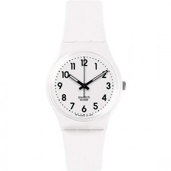 Orologio Swatch Just White