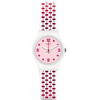 Orologio Swatch Kids Pavered silicone quarzo