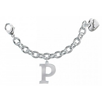 Bracciale 2Jewels donna acciaio single Together Icons P